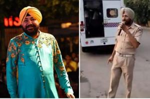 Daler Mehndi is impressed by this Chandigarh traffic cop.