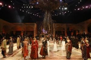 Photos | Sindhu: A fashion show celebrating 10 years of Good Earth Sustain