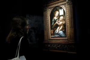 Photos: France's Louvre Museum showcases over 160 works of Leonardo Da Vinci for 500th death anniversary