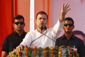 BJP's 'most honest man', tweets Rahul Gandhi in new attack over EVMs