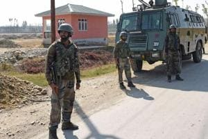 Army officer killed in firing by militants in Jammu and Kashmir's Naushera; encounter on