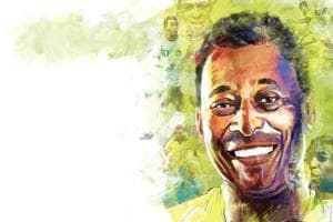Pele: The undisputed king of football