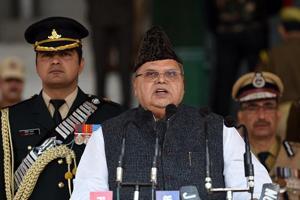 Malik may be Lt Guv of Jammu and Kashmir, Ladakh Union territories