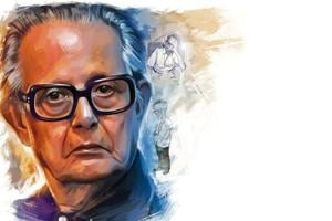 RK Laxman: He depicted the common Indian