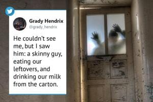 'Real life' scary Halloween story goes viral- It'll send a chill down your spine