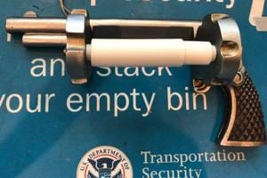 Airport authority seizes 'gun' from passenger's bag, turns out to be this