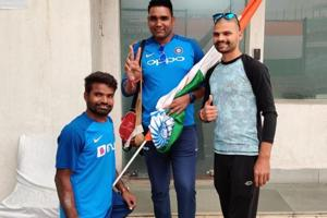 Dhawan's doppelganger to unofficial 12th man: Meet Team India's superfa...