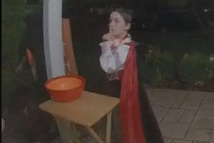 Kid's selfless act on Halloween wins the Internet- Watch what he did
