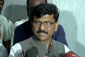 Good news soon, says BJP ahead of meeting Guv today; Sena takes a swipe