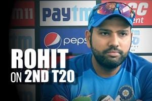 'Will try to avoid mistakes made in 1st T20I Vs Bangladesh': Rohit Shar...
