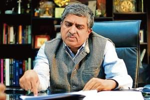 'Even God can't change this company's numbers': Nilekani slams allegations, backs Infosys co-founders