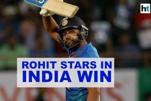 Rohit Sharma leads India to victory in 2nd T20I against Bangladesh