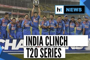 India vs Bangladesh: Chahar's hat-trick helps Men in Blue seal T20 seri...