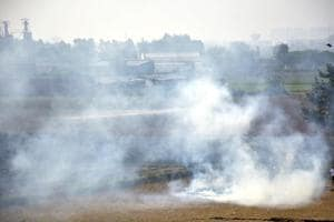 Farm fires in Punjab are highest in 3 years