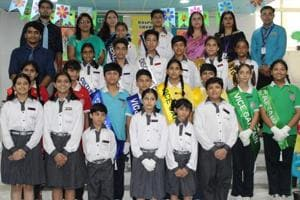 Central Academy holds investiture ceremony