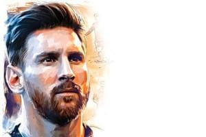 Lionel  Messi: The 'Messiah' of football world