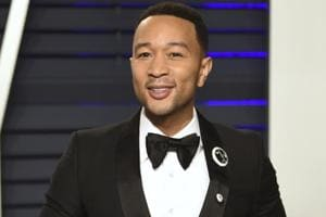 John Legend named 2019's sexiest man alive, Dwayne Johnson and Idris Elba react