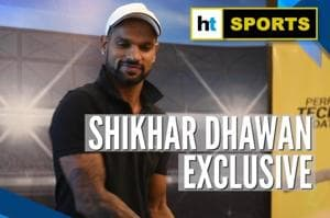 Shikhar Dhawan exclusive: 'Will come back with T20 World Cup next year'
