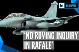 SC dismisses Rafale review petitions: Will the Politics end here? | HT ...