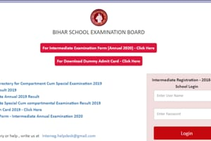 BSEB Bihar Board 2020 second dummy admit card for class 10th, 12th released