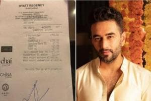 Shekhar Ravjianii had to pay Rs 1672 for 3 eggs at a five-star, shares the 'eggxorbitant meal' bill