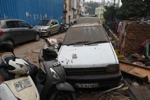 4 million 'junk' vehicles clog Delhi roads leading to congestion