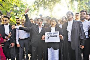 Delhi lawyers end 12-day strike over Tis Hazari clashes, to resume work today