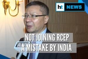'India choosing to stay out of RCEP is a mistake,' says Chinese profess...