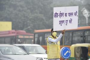 Odd-even ends, decision on extending drive on Monday