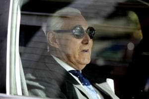 Roger Stone, Donald Trump's associate and friend, guilty of lying to Congress