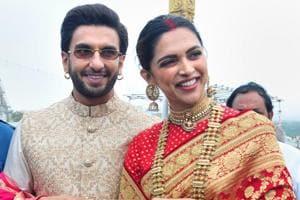 Deepika Padukone had to intervene when a fan said 'I love you Ranveer'- Watch