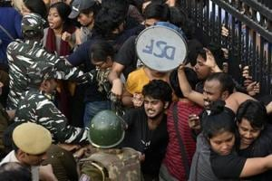 JNU protests: Centre forms committee to look into impasse over fee hike