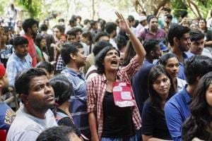 JNUSU appeals to students of other universities to join its protest march to Parliament