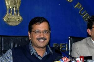 'Want free travel for women rather than buying a plane for myself': Kejriwal slams BJP