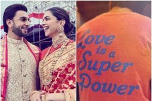 Deepika Padukone calls Ranveer Singh her 'super drug', posts a new pic of her husband- See pic