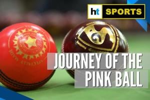 From factory to field: Journey of the pink ball