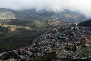 Israeli military says 4 rockets fired from Syria intercepted