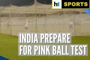 India vs Bangladesh: Kohli & Co sweat it out in nets ahead of Day-Night...