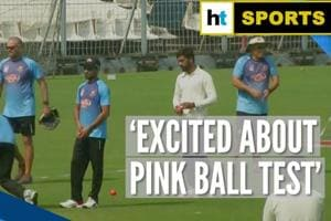 'Bangladesh players excited about playing with pink ball': Daniel Vetto...
