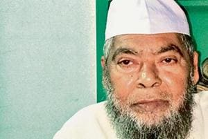 When students fought for a Muslim professor of Vedas