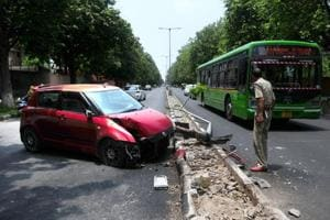 Million-plus cities survey: Chandigarh saw third-least number of accidents in 2018