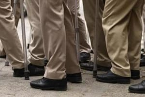 Five Noida home guard officers, including divisional commandant, arrested in salary scam