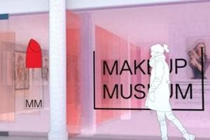 The Makeup Museum is coming to New York City in May 2020
