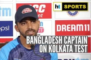 Bangladesh gear up for Kolkata Test, captain lauds India's bowling