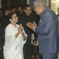 Bengal governor says Mamata's behavior left him 'stumped' and 'bewildered'