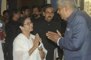 Mamata-Dhankar cold war in Bengal eases with Constitution Day invite