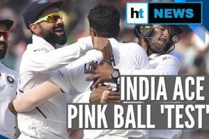 Kohli breaks MS Dhoni's record as India thrash Bangladesh in day-night ...