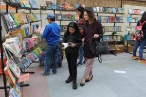 Dive into children's literature with Peek-A-Book