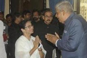 Mamata Banerjee, Jagdeep Dhankhar trade barbs on Constitution Day