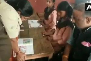 Two UP government school teachers suspended for not being able to read from English book